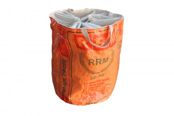 RICE & CARRY Wäschesack / Laundy Bag Large (Höhe 60cm)