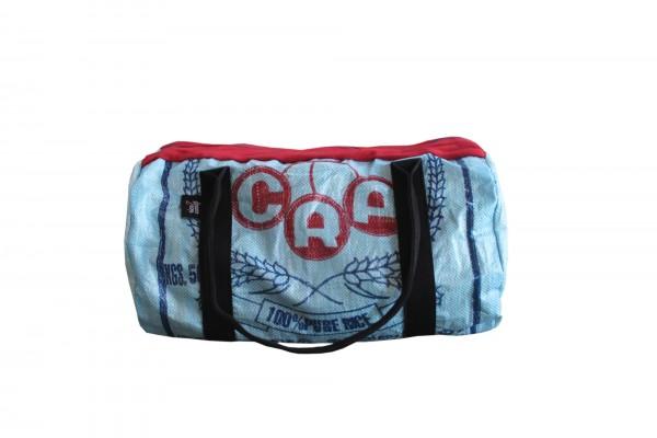 RICE & CARRY Sporttasche / Barrel Bag