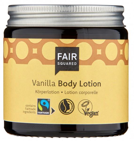 FAIR SQUARED Body Lotion Vanille 100 ml