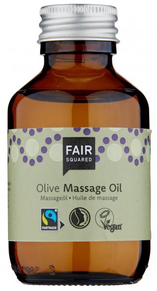 FAIR SQUARED Massage Oil Olive