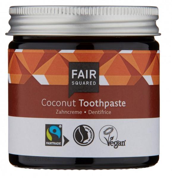 FAIR SQUARED Zahncreme Coconut