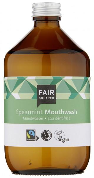 FAIR SQUARED Mundwasser Spearmint 500ml
