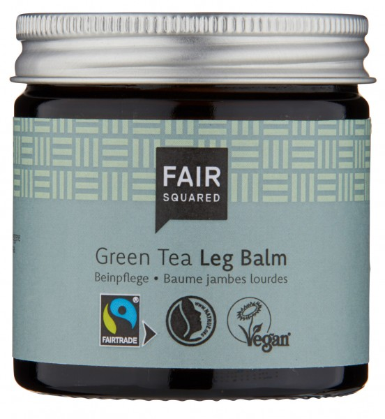 FAIR SQUARED Leg Balm Green Tea 50ml