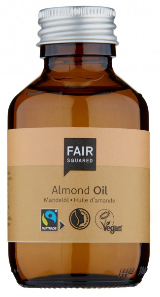 FAIR SQUARED Mandelöl (Bio) 100ml