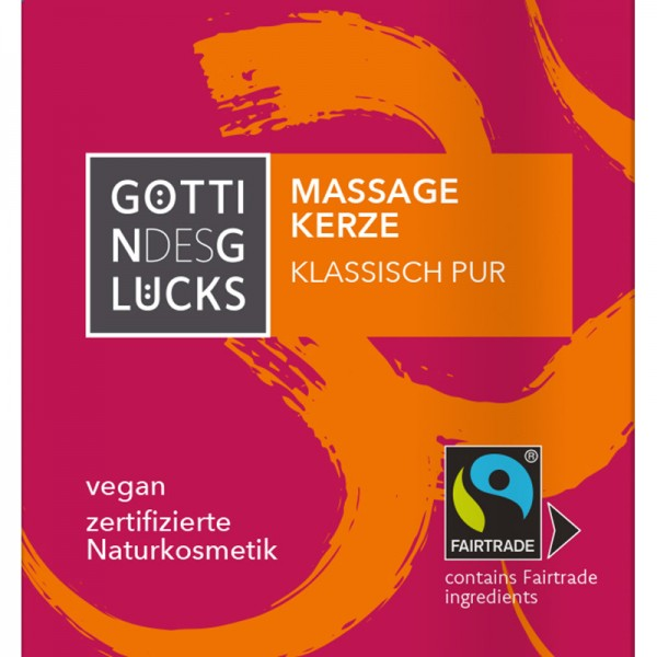 GDG Massagekerze Shea 50ml