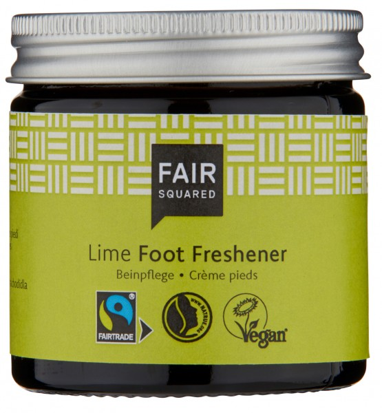 FAIR SQUARED Foot Freshener Lime 50ml
