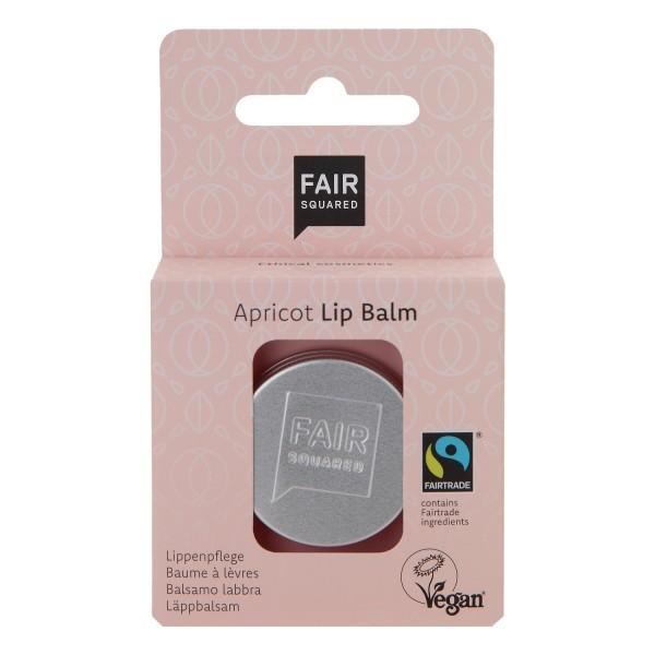 FAIR SQUARED Lip Balm Apricot