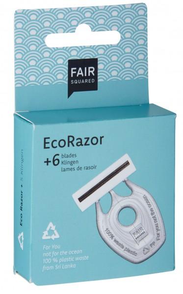 FAIR SQUARED ECO Ocean Plastic Razor