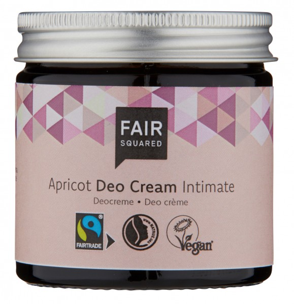FAIR SQUARED Intimate Deo Cream Apricot 50ml