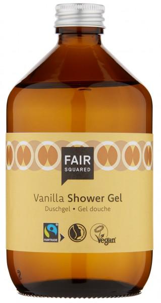 FAIR SQUARED Shower Gel Vanilla 500 ml | Duschgel