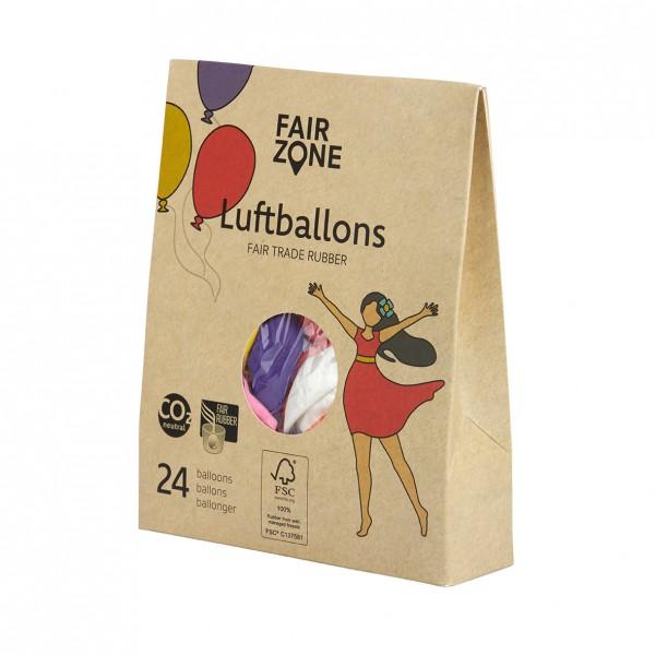FAIR ZONE Balloon Mix 24pc.