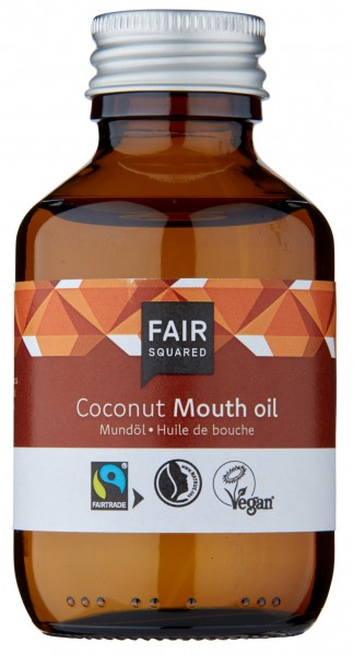 FAIR SQUARED Mundöl Coconut 100ml