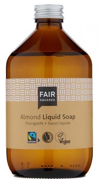 FAIR SQUARED Liquid Soap Sensitive Almond 500 ml | Flüssigseife