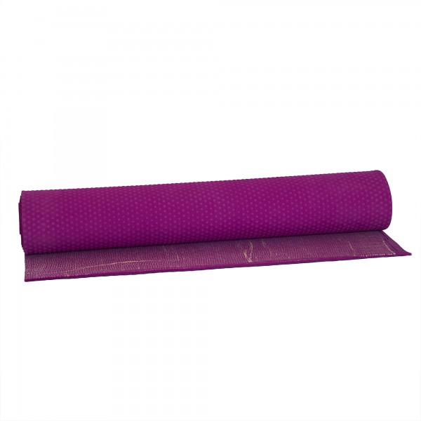 FAIR MOVE Yogamatte Fuchsia