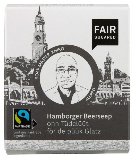 FAIR SQUARED Hamborger Beerseep ohn Tüdelüüt - för de püük Glatz