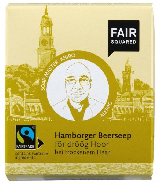FAIR SQUARED Hamborger Beerseep för dröög Hoor 2x80gr.