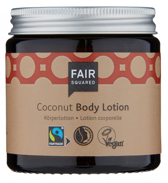 FAIR SQUARED Body Lotion Coconut 100 ml