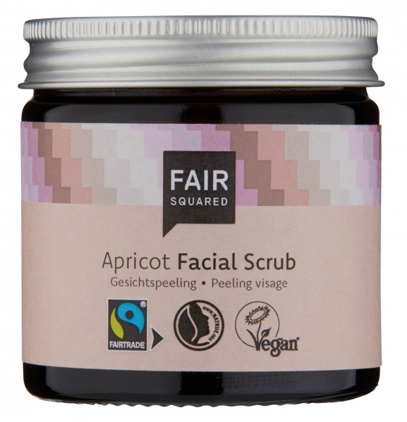 FAIR SQUARED Facial Scrub 50ml Apricot