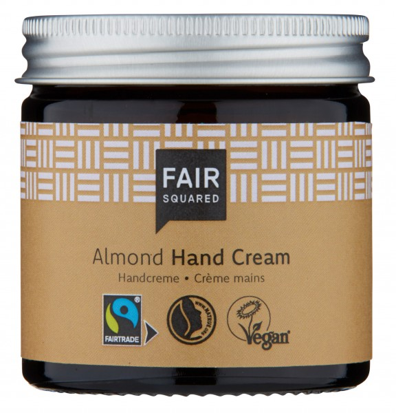 FAIR SQUARED Hand Cream Sensitive Almond