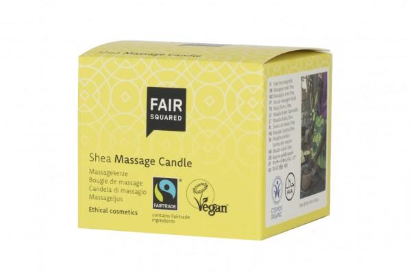 FAIR SQUARED Massage Candle Shea 50ml