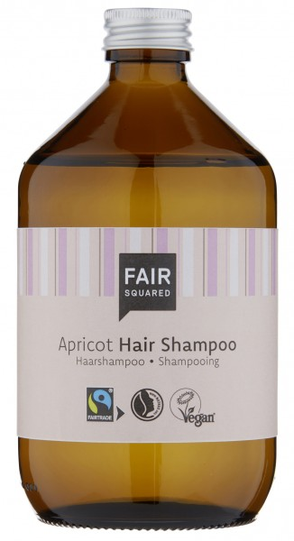 FAIR SQUARED Shampoo Apricot 500ml
