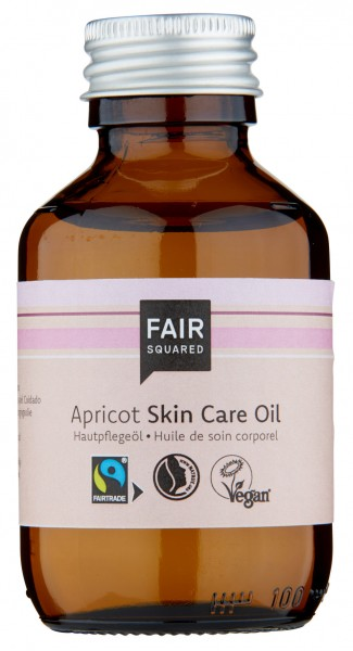 FAIR SQUARED Skin Care Oil Apricot 100ml