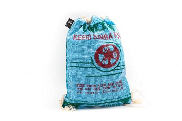 RICE & CARRY Turnbeutel / Drawstring Bag (43x25cm)