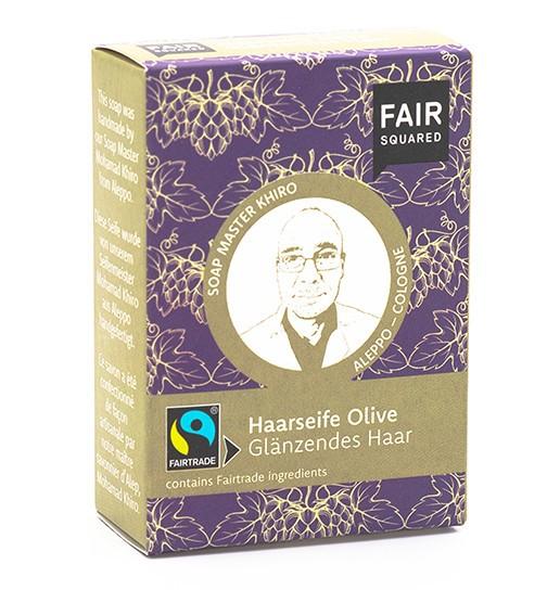 FAIR SQUARED Olive Hair Soap