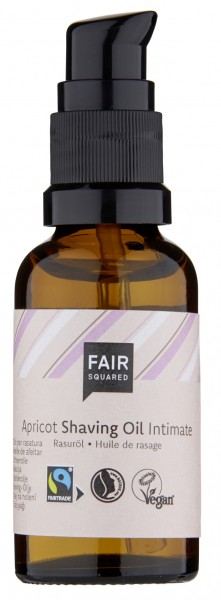 FAIR SQUARED Shaving Oil Intimate Apricot 30ml