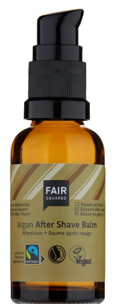 FAIR SQUARED After Shave Balm Men Argan 30ml