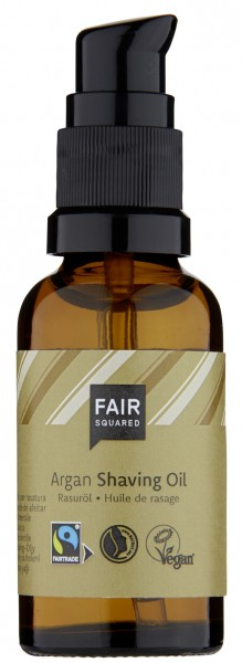 FAIR SQUARED Shaving Oil Men Argan 30ml