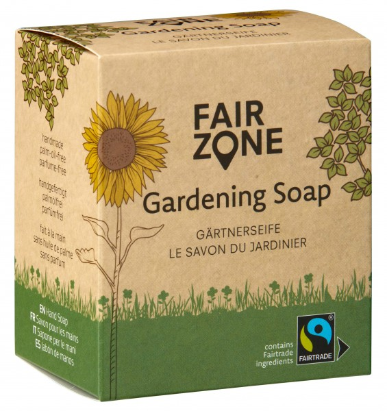 FAIR ZONE Gärtnerseife / Gardener Soap