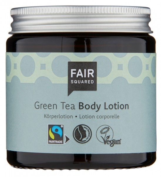 FAIR SQUARED Body Lotion Green Tea 100 ml